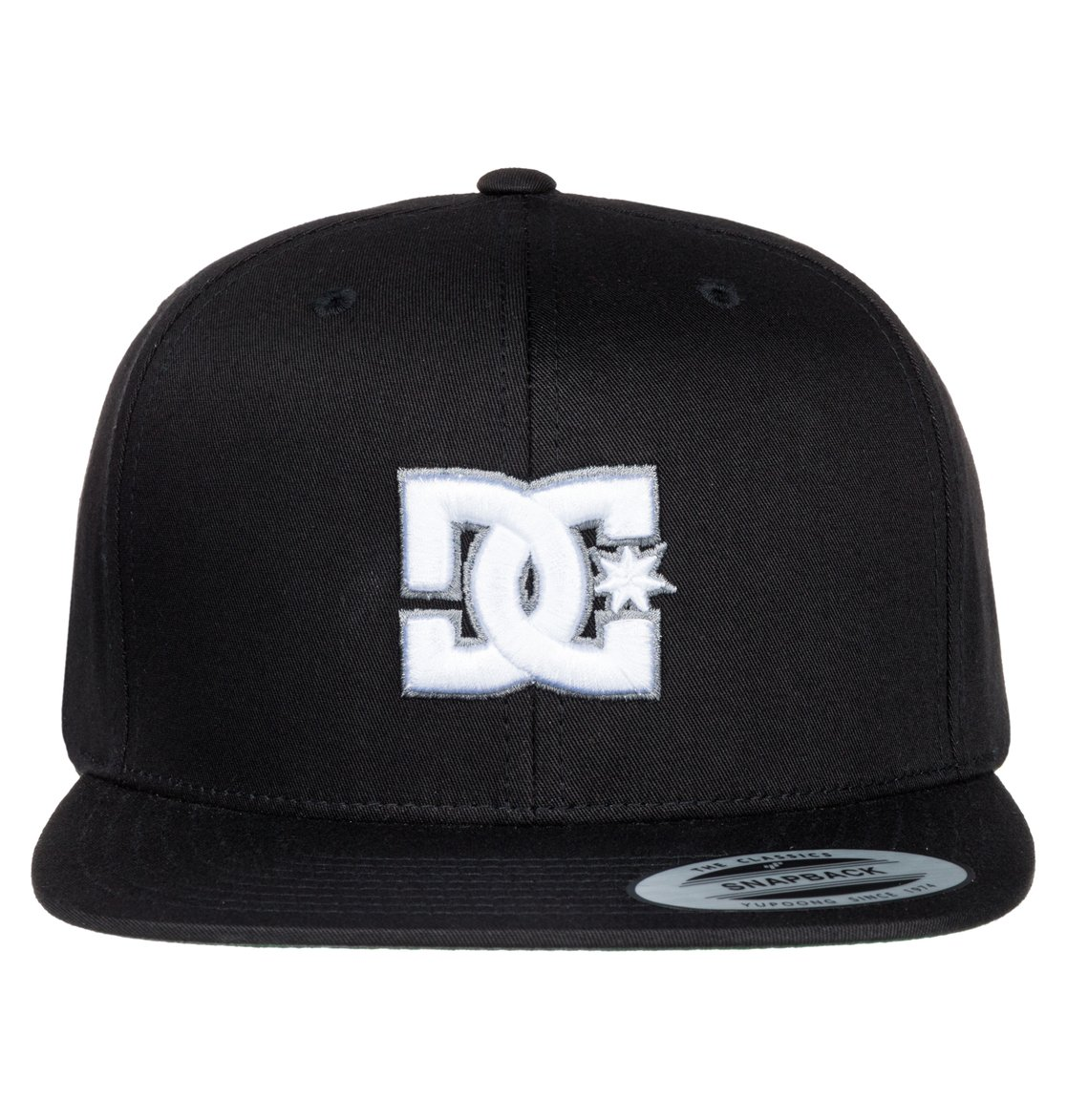 dc5f0a97 1 Snappy Snapback Hat ADYHA00058 DC Shoes