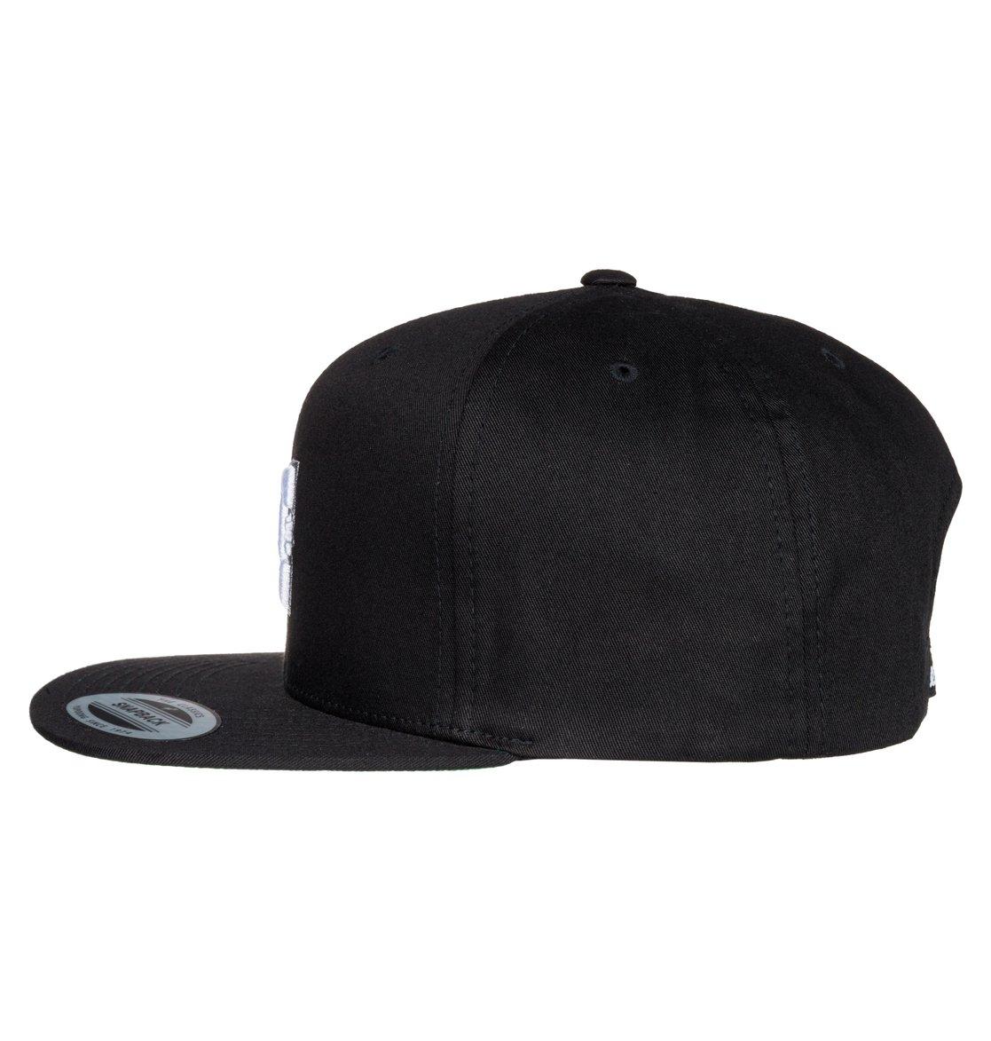 dc3a332e 2 Snappy Snapback Hat ADYHA00058 DC Shoes