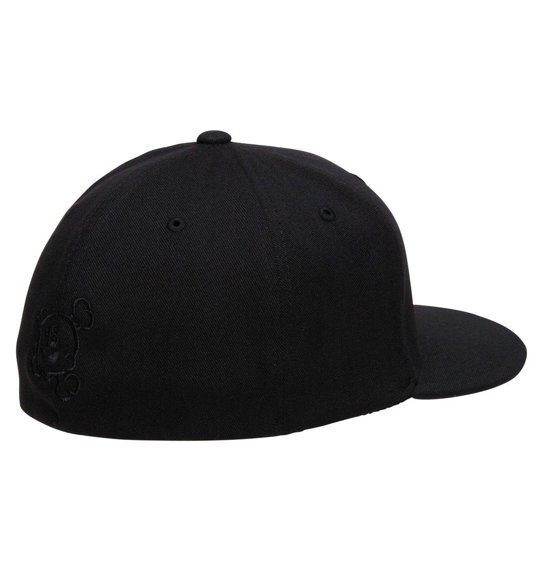 ca368ee2051 1 Men s Ken Block Blackout Hat ADYHA00188 DC Shoes