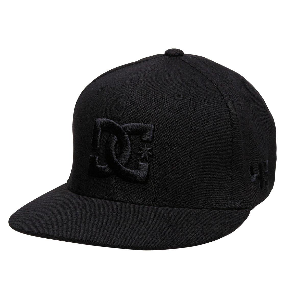 4bea3c52377 0 Men s Ken Block Blackout Hat ADYHA00188 DC Shoes