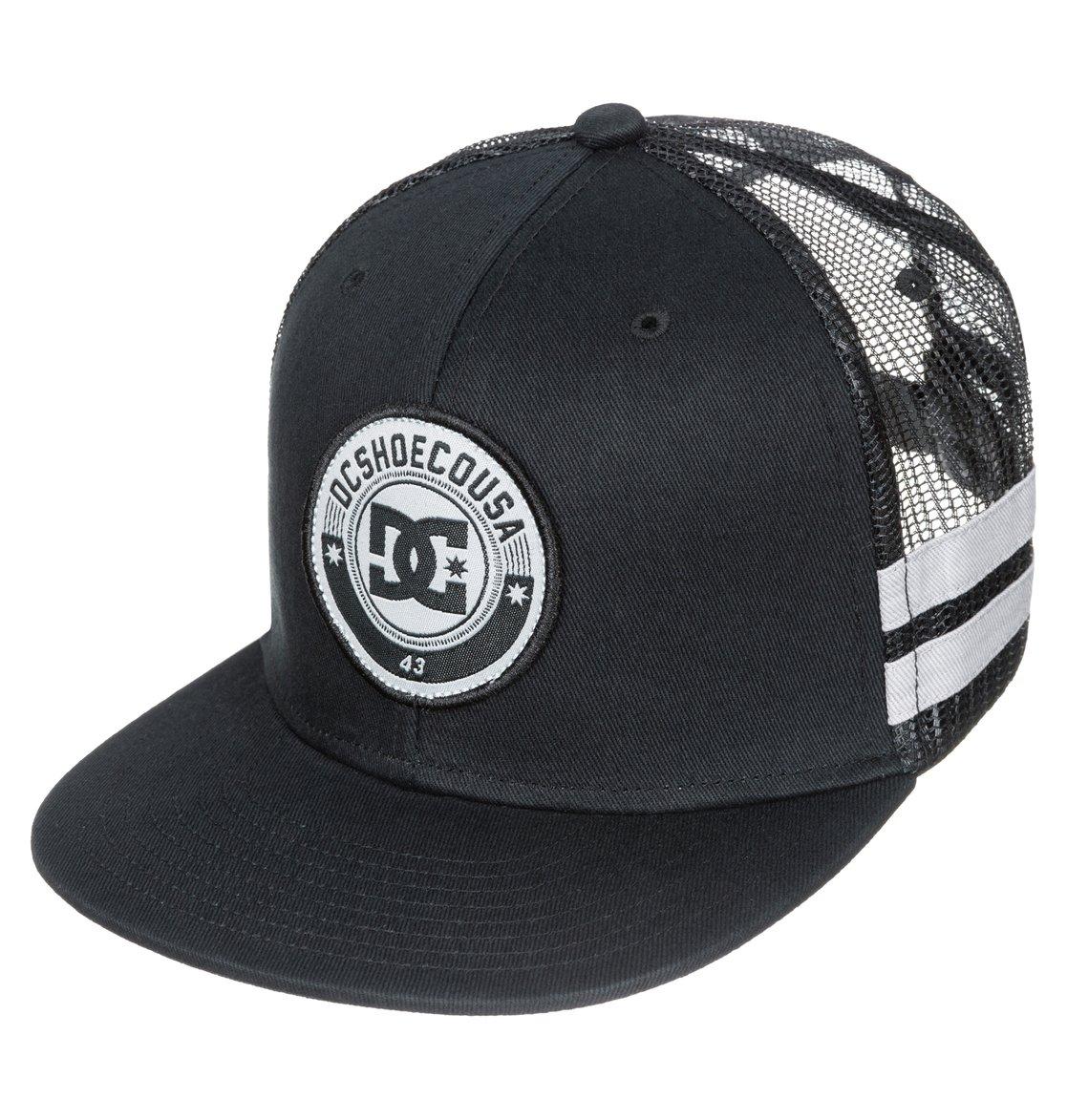 4ad1c056 0 Men's Speedster 6-Panel Trucker Hat ADYHA03103 DC Shoes