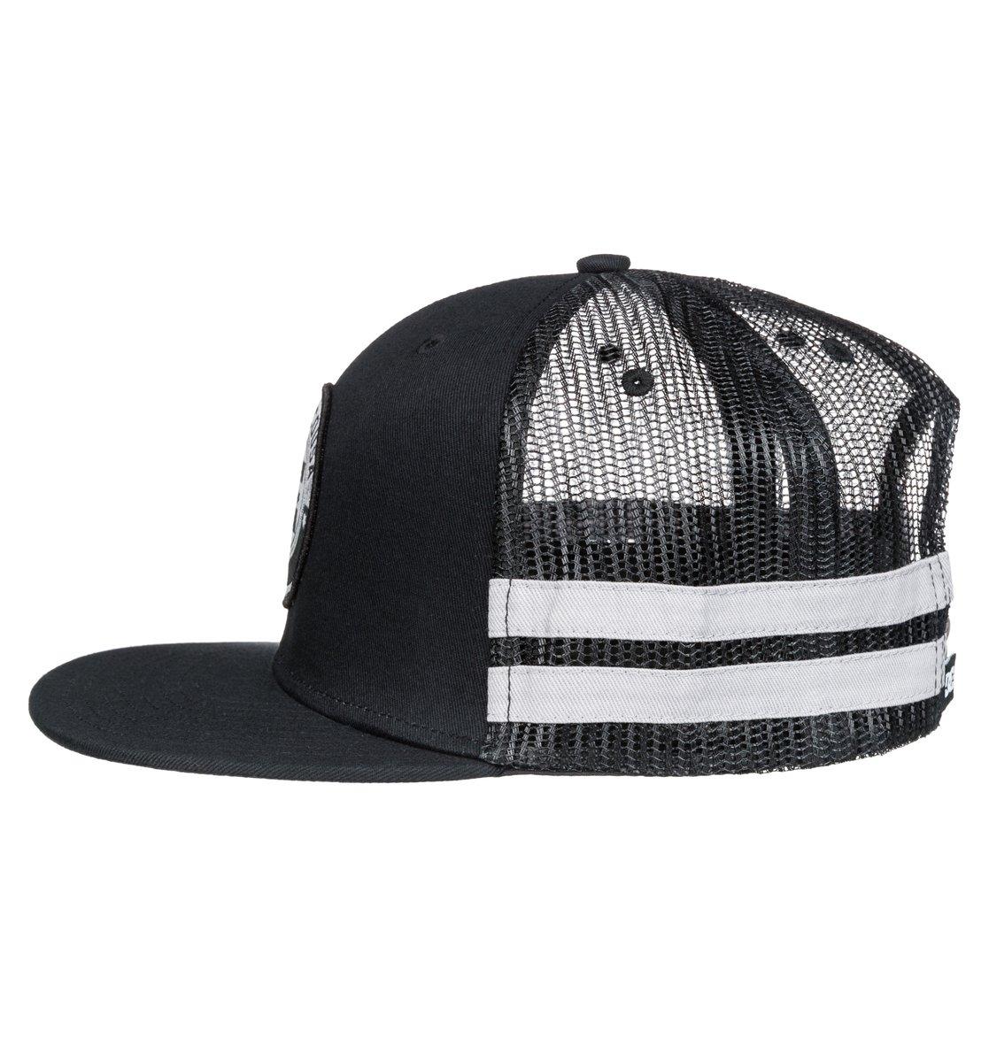 8748ce0d182899 2 Men's Speedster 6-Panel Trucker Hat ADYHA03103 DC Shoes