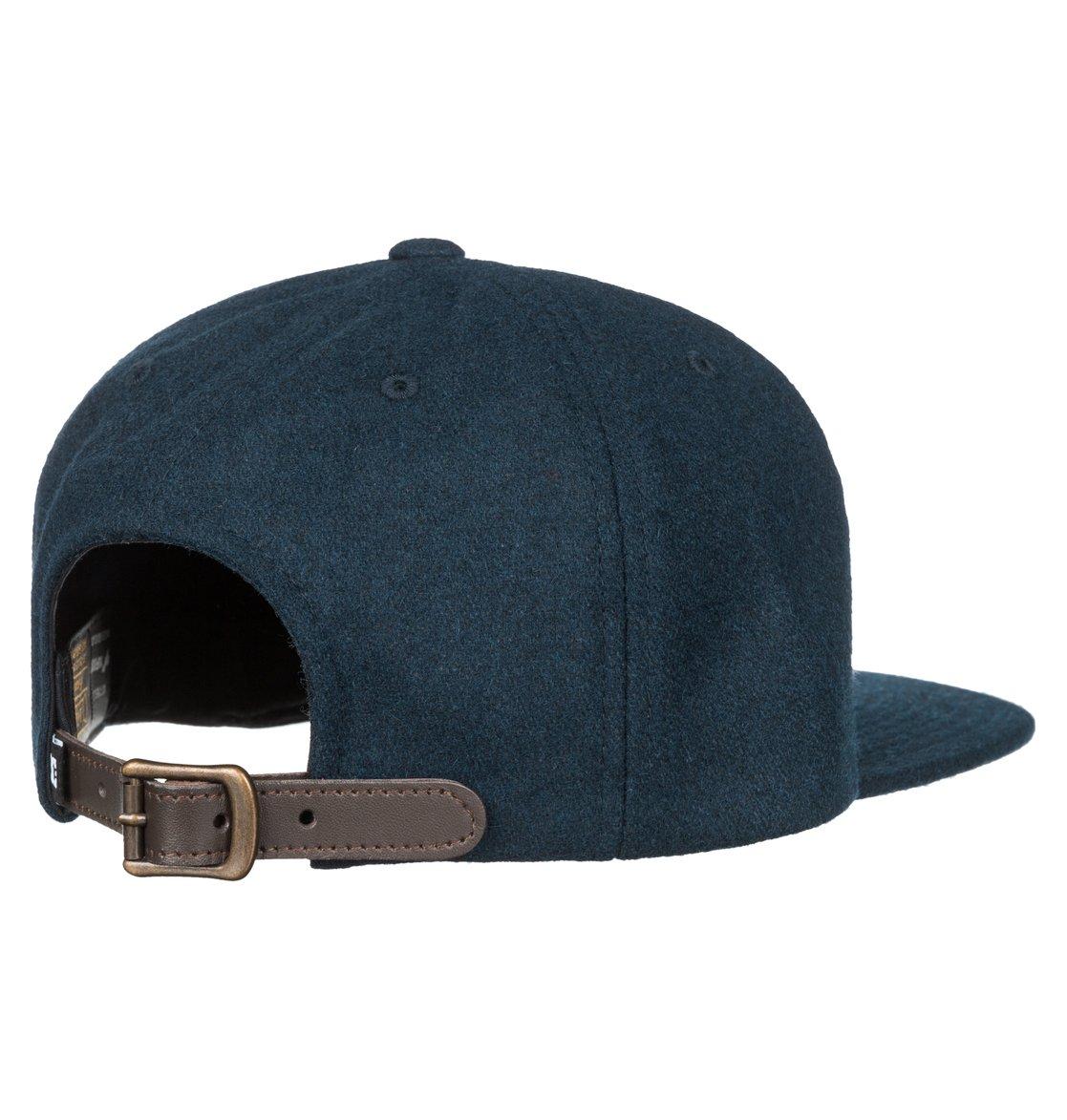 2b5d09196fdbc 3 Men's Archers 5-Panel Arch Shape Hat ADYHA03104 DC Shoes
