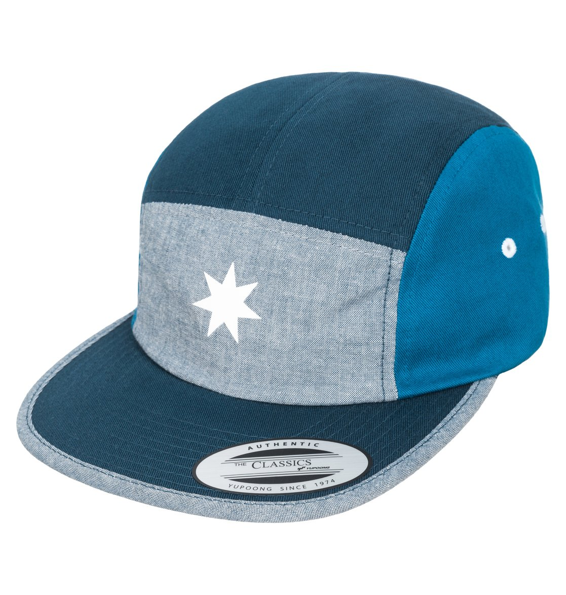 e14a2cafd99 0 Men s Accordian 5-Panel Camper Hat ADYHA03121 DC Shoes