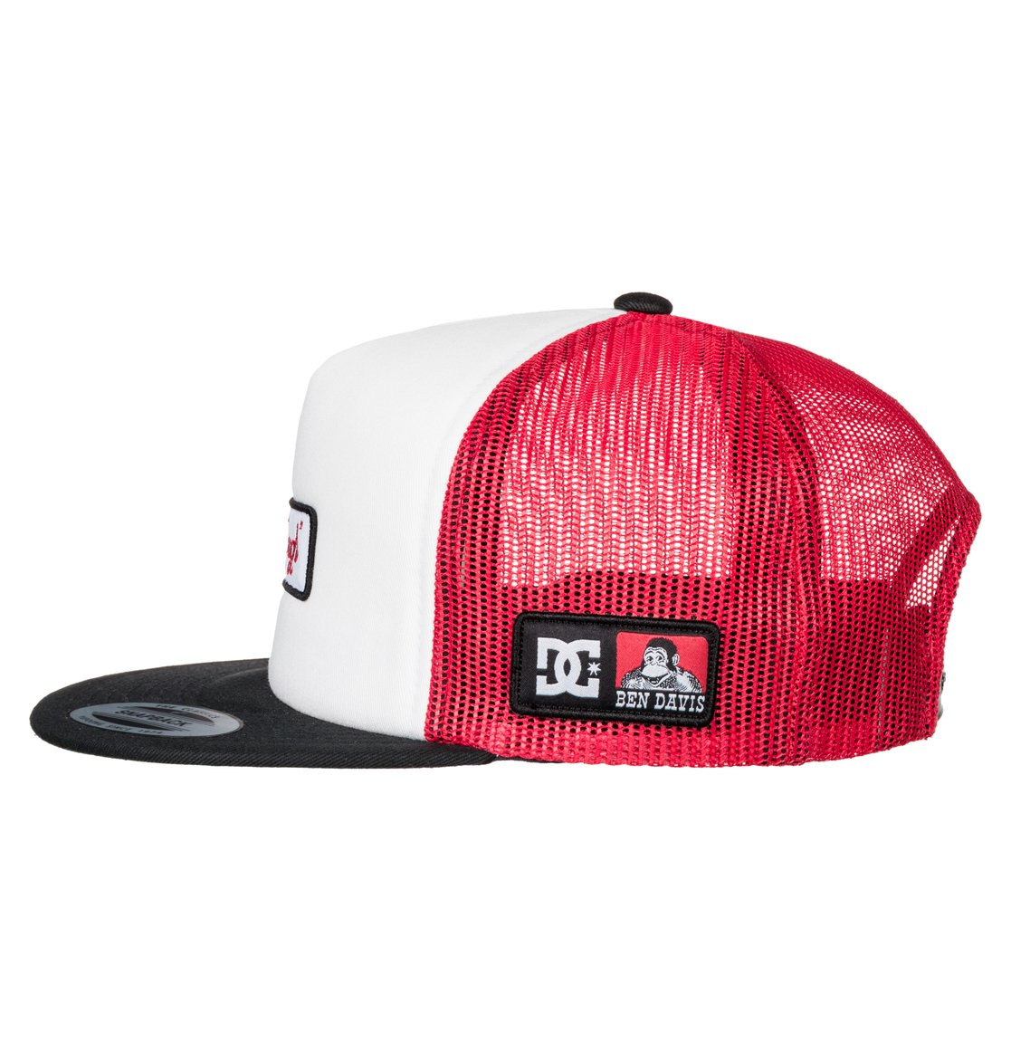 57164386 2 Men's Ben Davis Trucker Hat ADYHA03180 DC Shoes