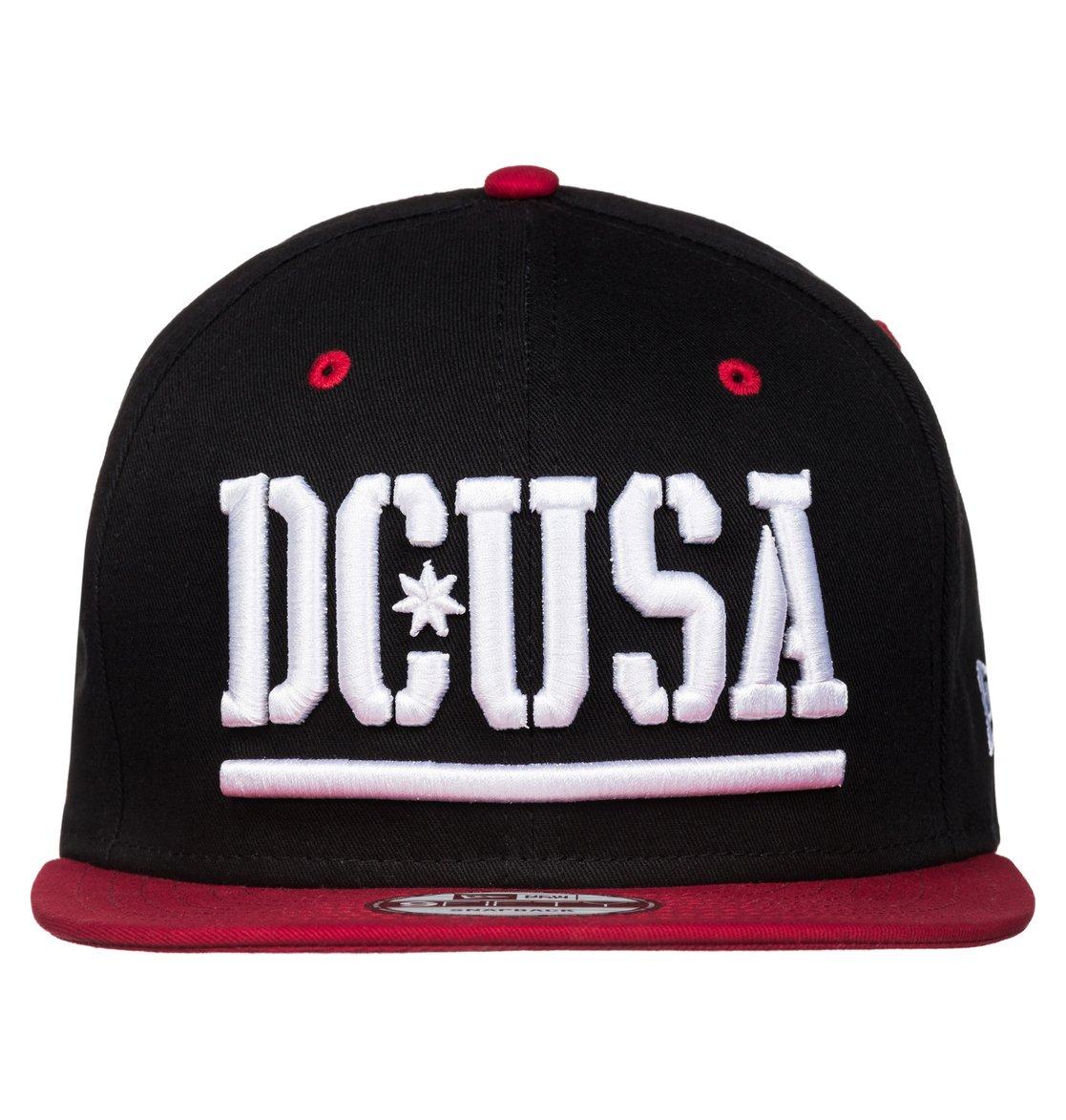 najlepsze oferty na sklep internetowy na wyprzedaży Men's RD Bar 3 Snapback New Era Hat ADYHA03218   DC Shoes