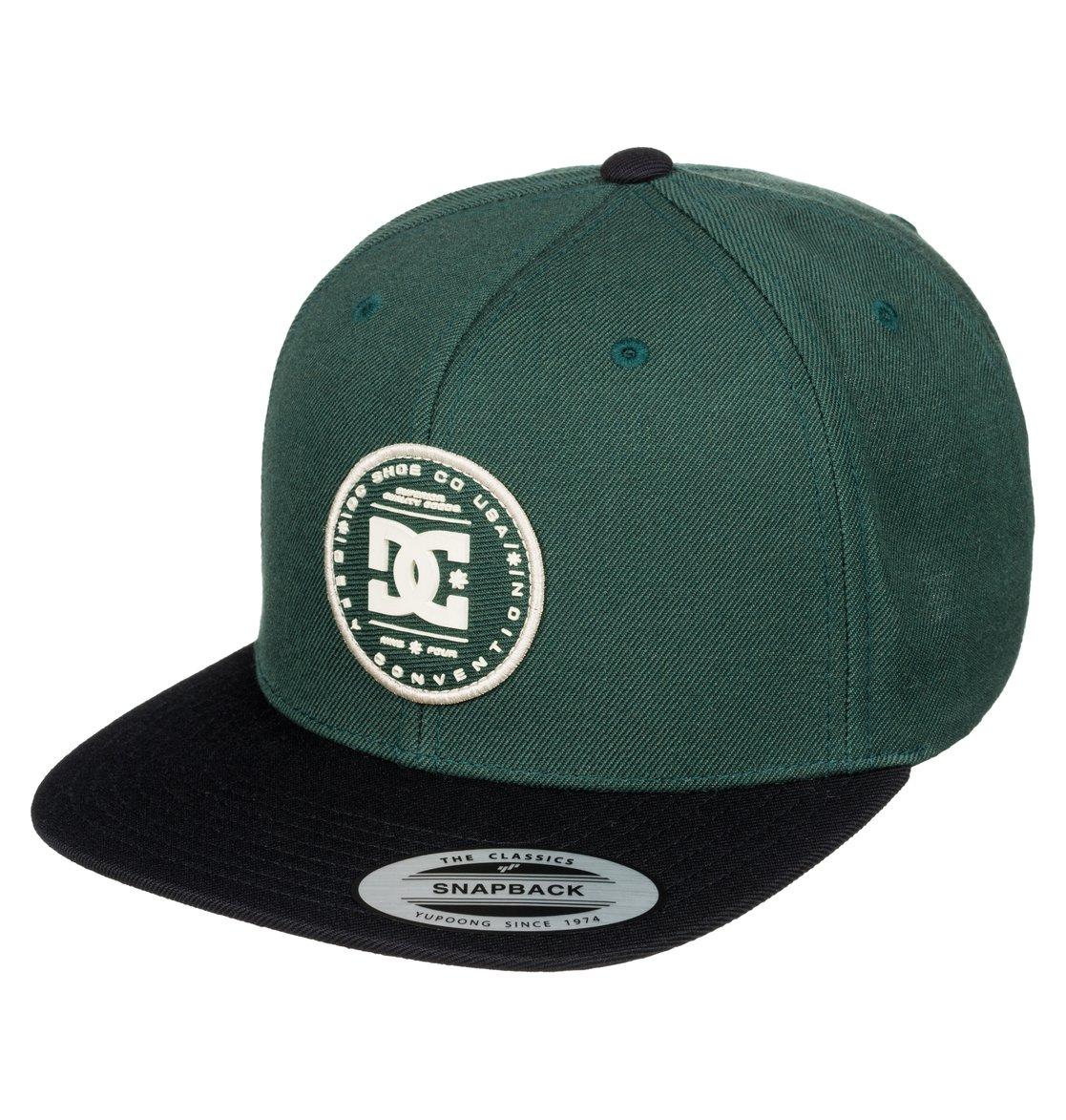 a4241420c8c70 0 Men s Circulate Snapback Hat ADYHA03240 DC Shoes