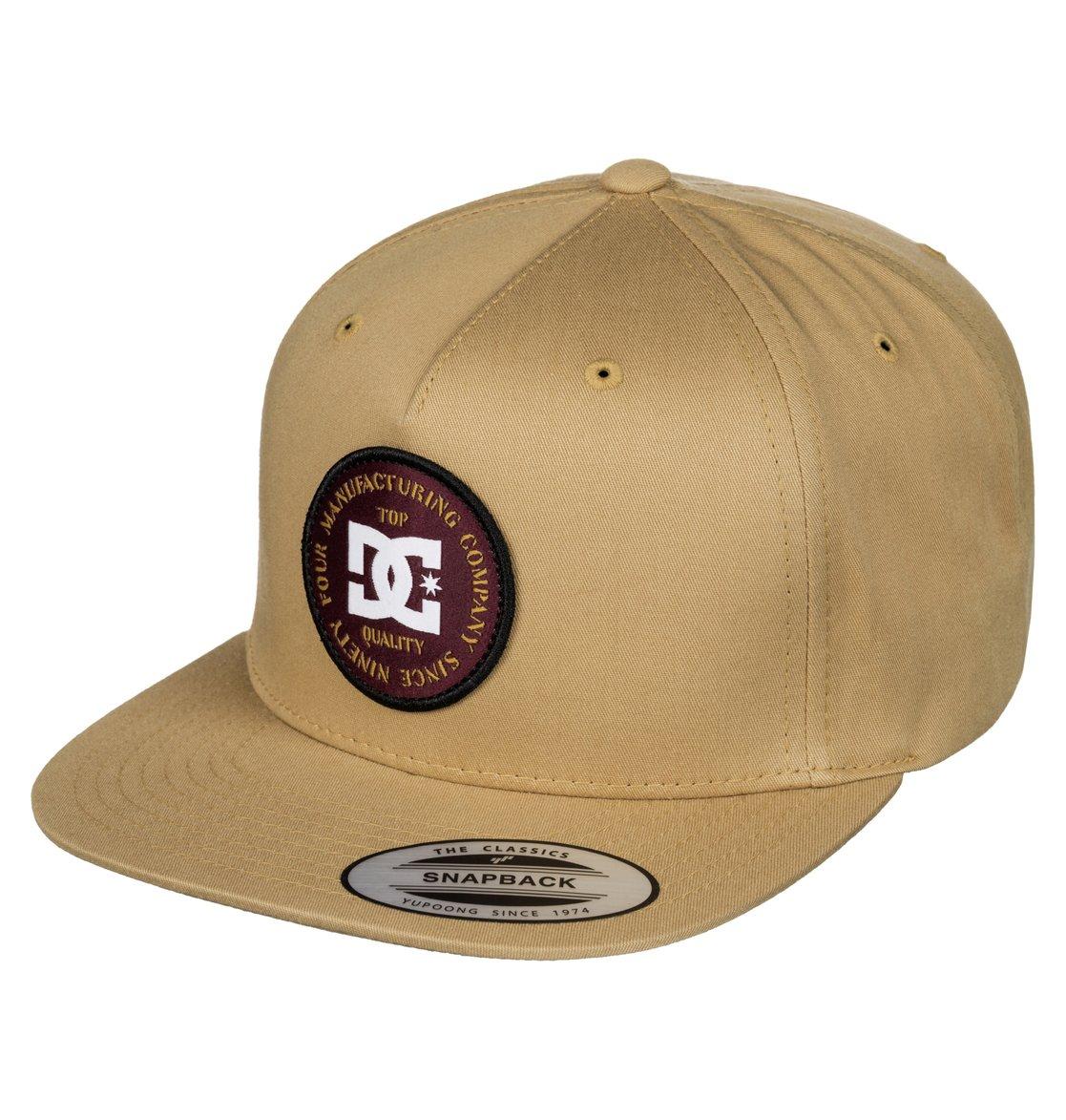 promo code 263bf 62faa 0 Men s Chargy Snapback Hat ADYHA03335 DC Shoes