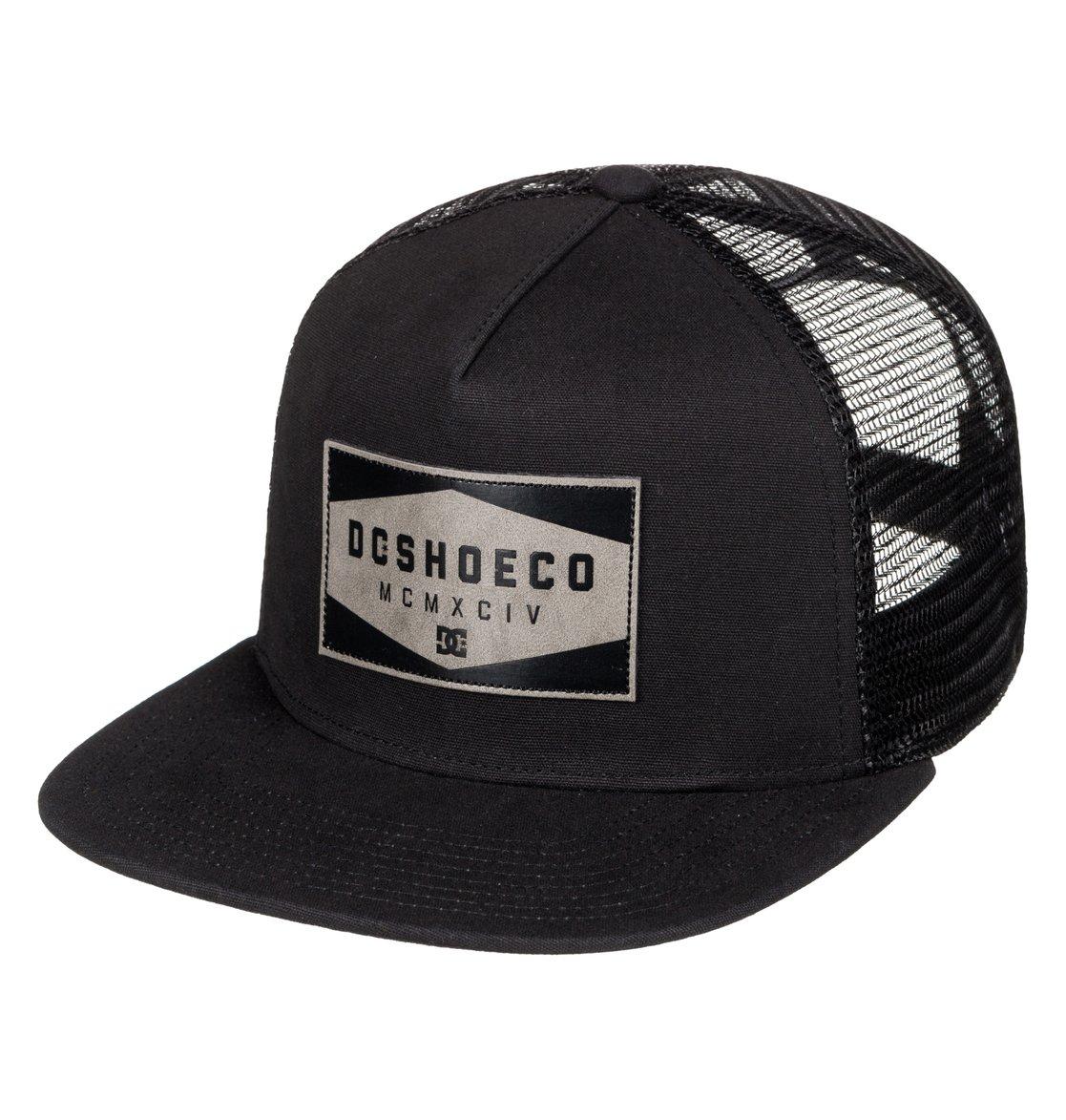 6d0a296a 0 Men's Workstill Trucker Hat ADYHA03438 DC Shoes