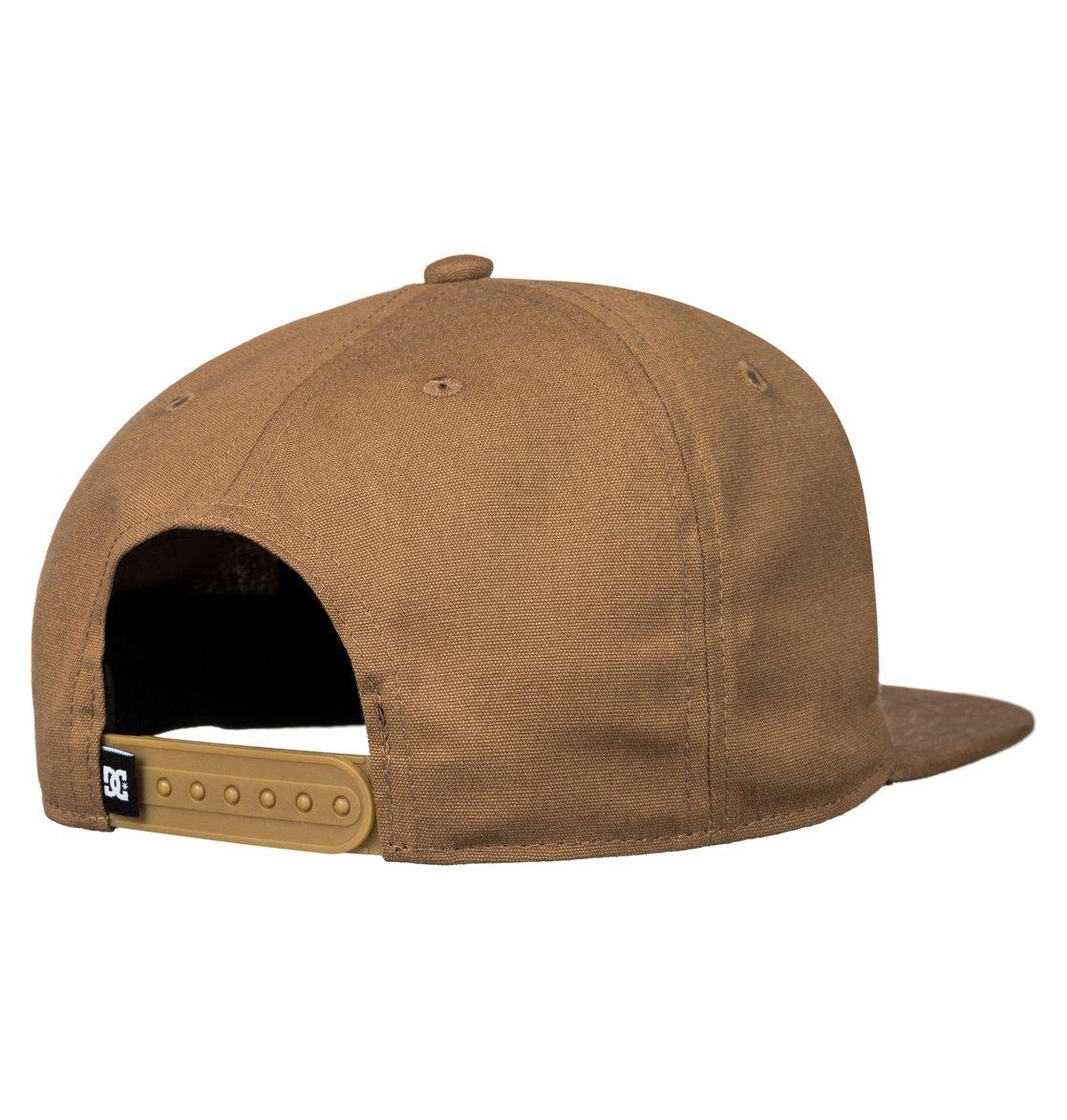 online store a7ff0 8765e 2 Milford - Snapback Cap for Men Orange ADYHA03480 DC Shoes
