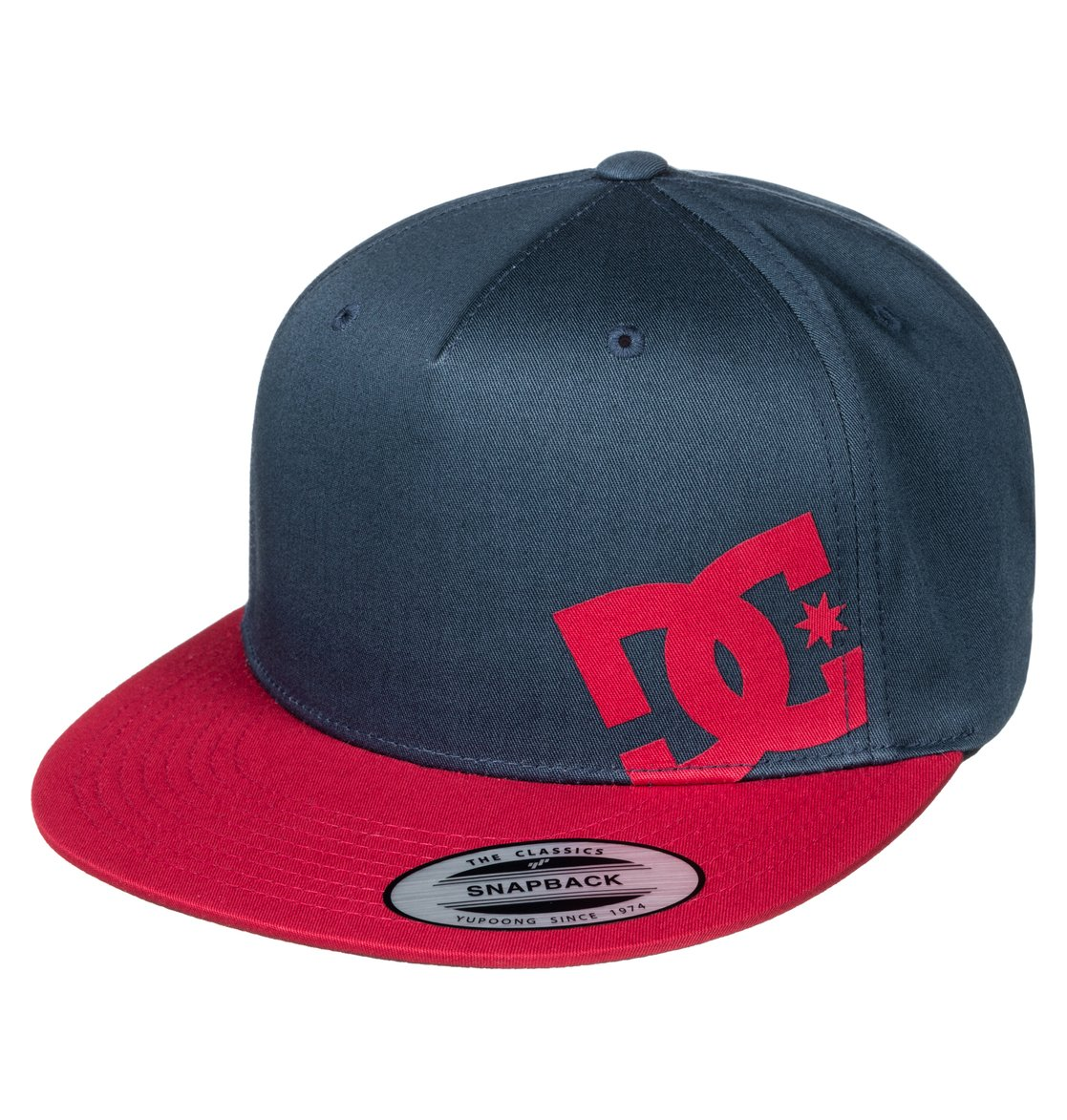 343a4e420a8 0 Heard Ya Snapback Hat ADYHA03494 DC Shoes