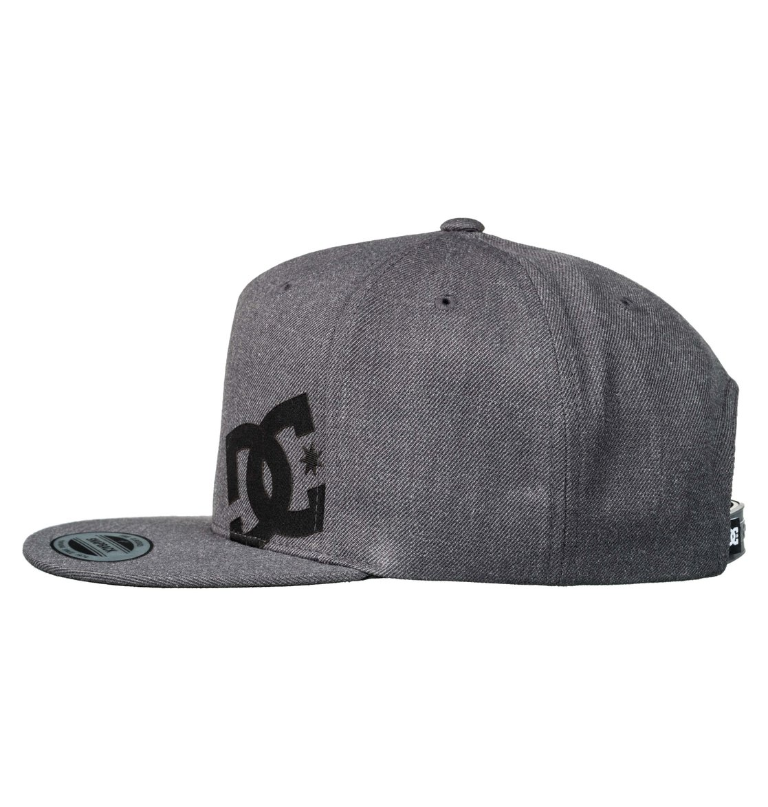 2e2556ff2f2 1 Heard Ya Snapback Hat ADYHA03494 DC Shoes