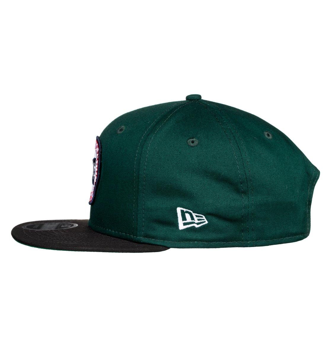 39e0e67f5e61b 1 Speedeater - Snapback Cap for Men Green ADYHA03550 DC Shoes