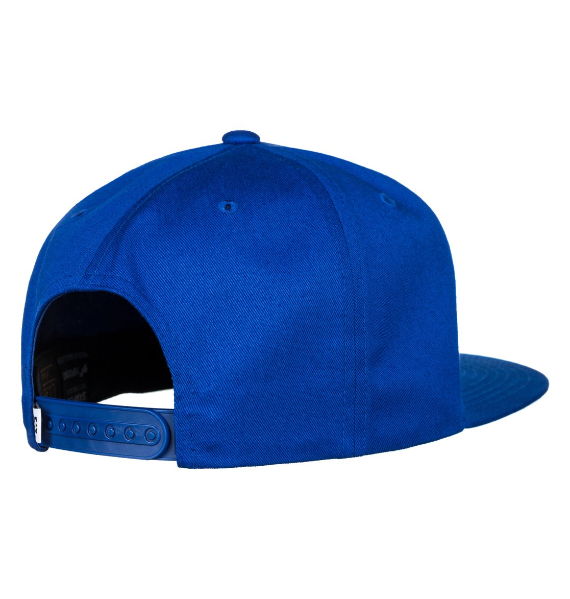089fe37e696 2 Snapdoodle Snapback Hat Blue ADYHA03631 DC Shoes