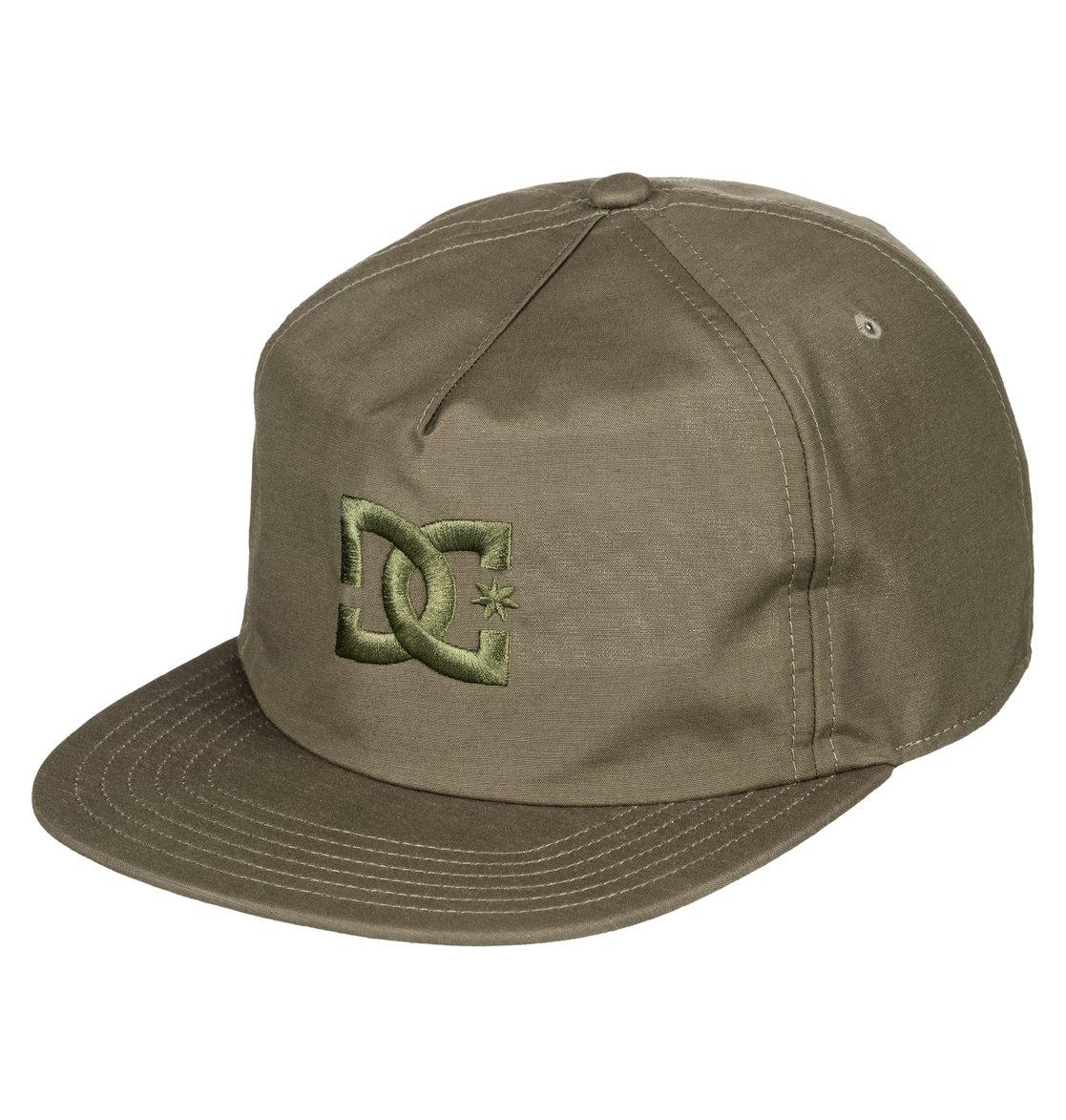 buy popular e7485 25a47 0 Floora Snapback Hat Brown ADYHA03635 DC Shoes
