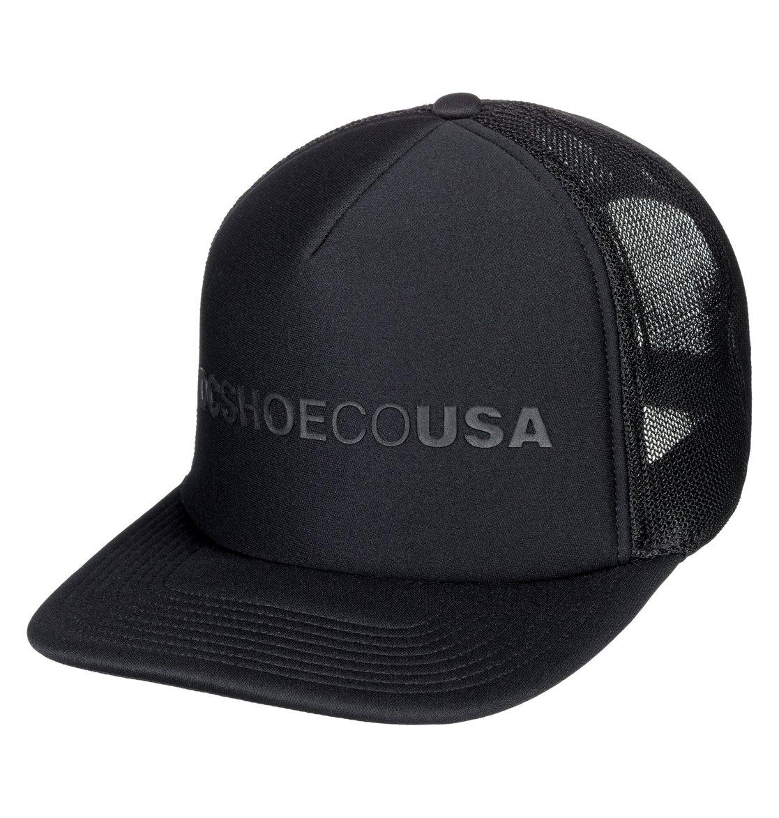 89f47085435d8c 0 Lieberson Trucker Hat ADYHA03720 DC Shoes