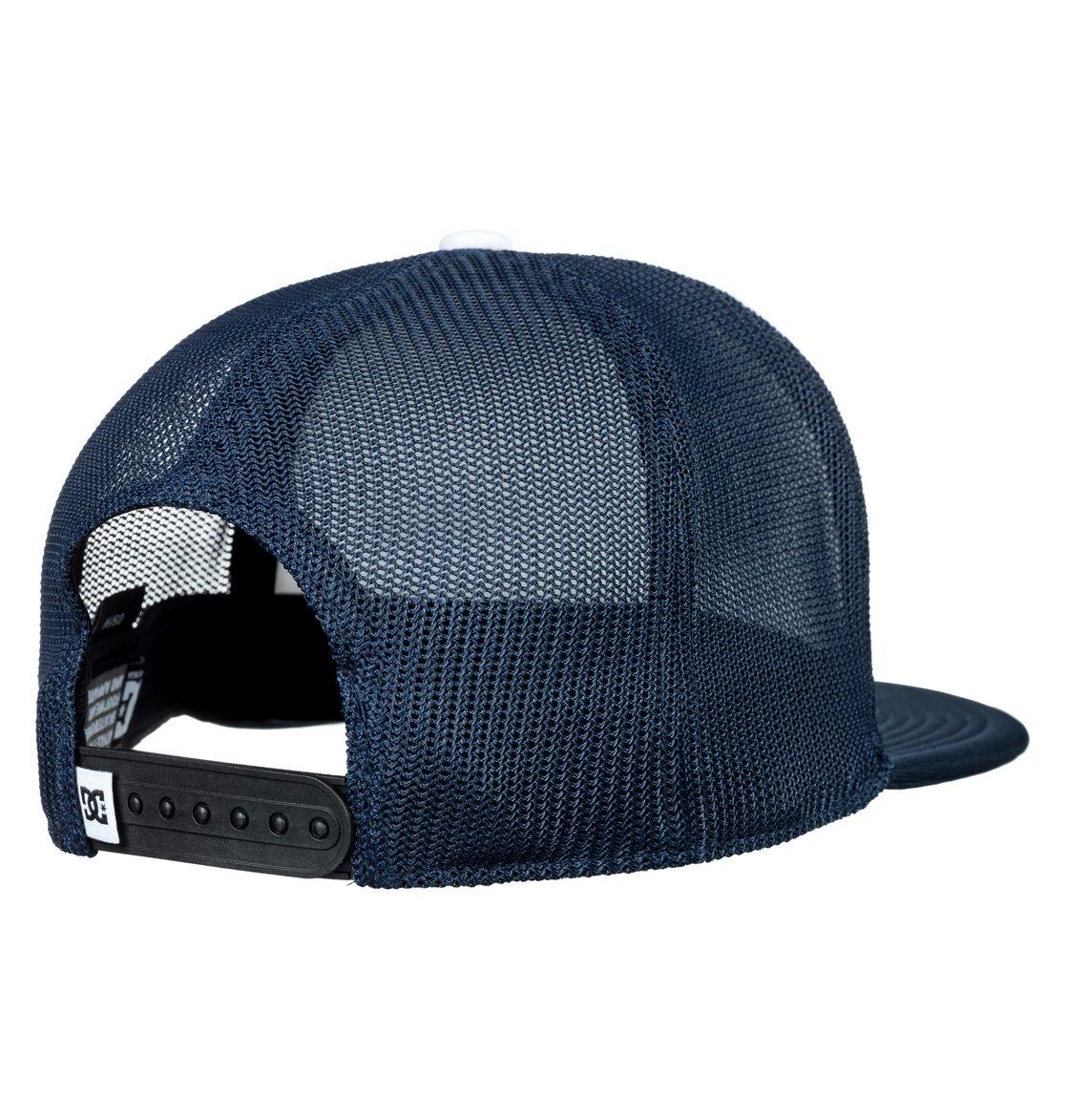 fce720d8c5dd6f 2 Lieberson Trucker Hat ADYHA03720 DC Shoes