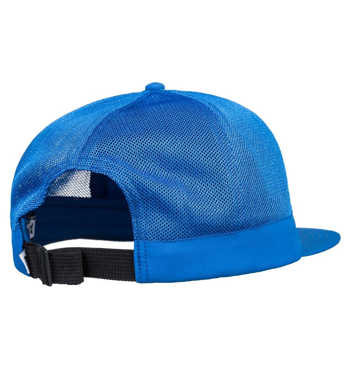 09f0116ec142c 2 Harsh - Strapback Cap for Men Blue ADYHA03745 DC Shoes