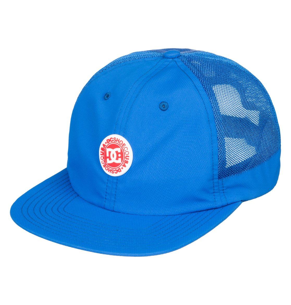5ddbb0acb9e14 0 Harsh - Strapback Cap for Men Blue ADYHA03745 DC Shoes