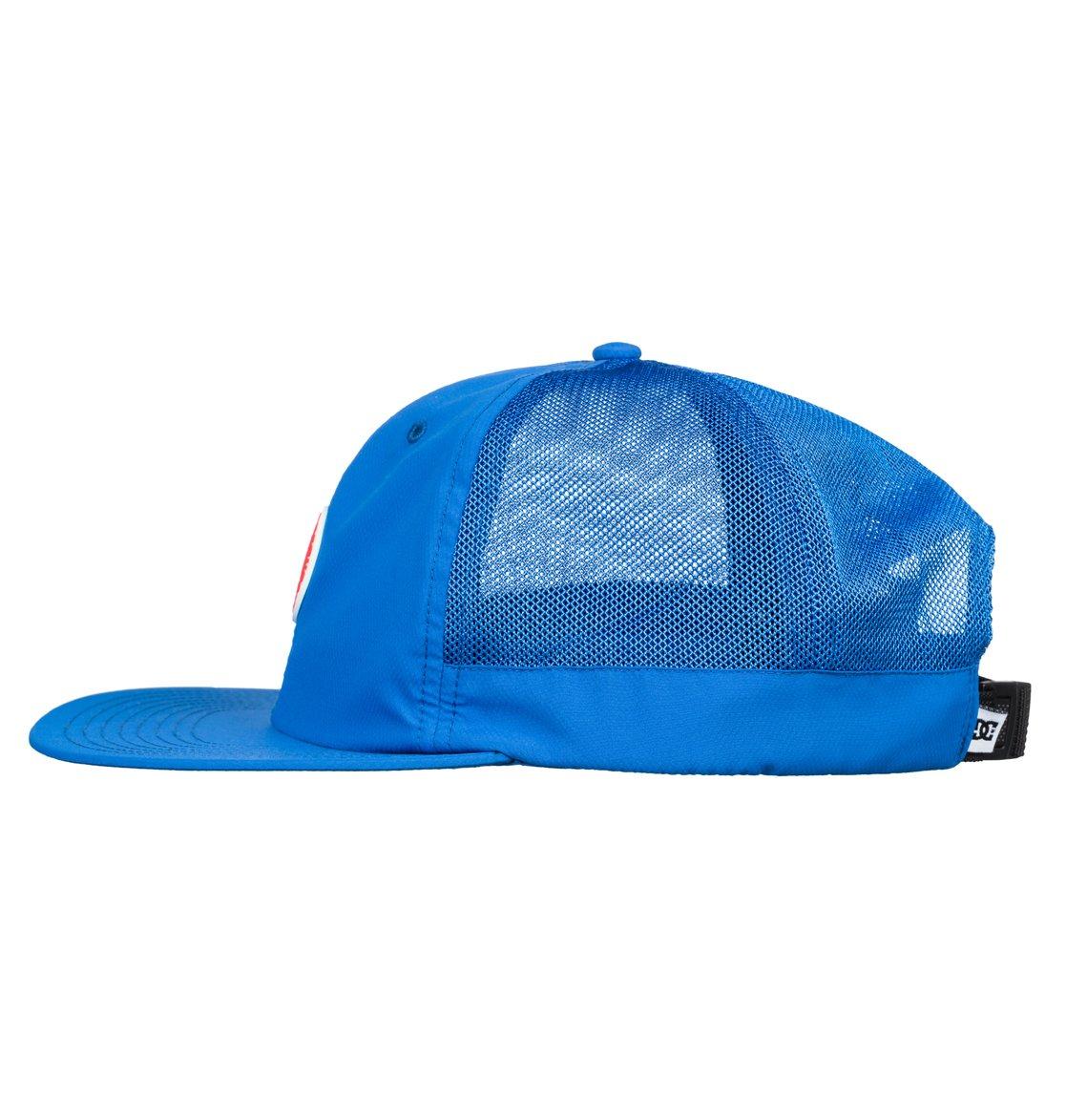 be3e4441f28b1 1 Harsh - Strapback Cap for Men Blue ADYHA03745 DC Shoes