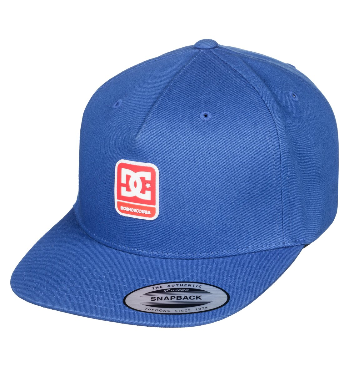 2334a906 0 Snapdragger Snapback Hat Blue ADYHA03759 DC Shoes