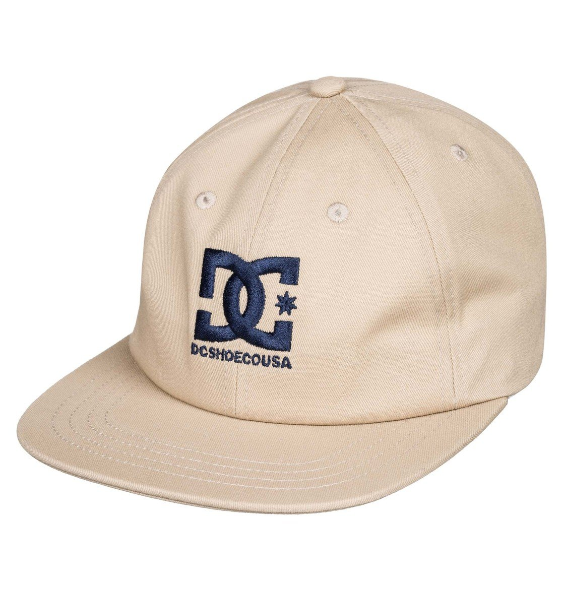new product 97372 6d906 0 Logo Decon - Snapback Cap Brown ADYHA03831 DC Shoes