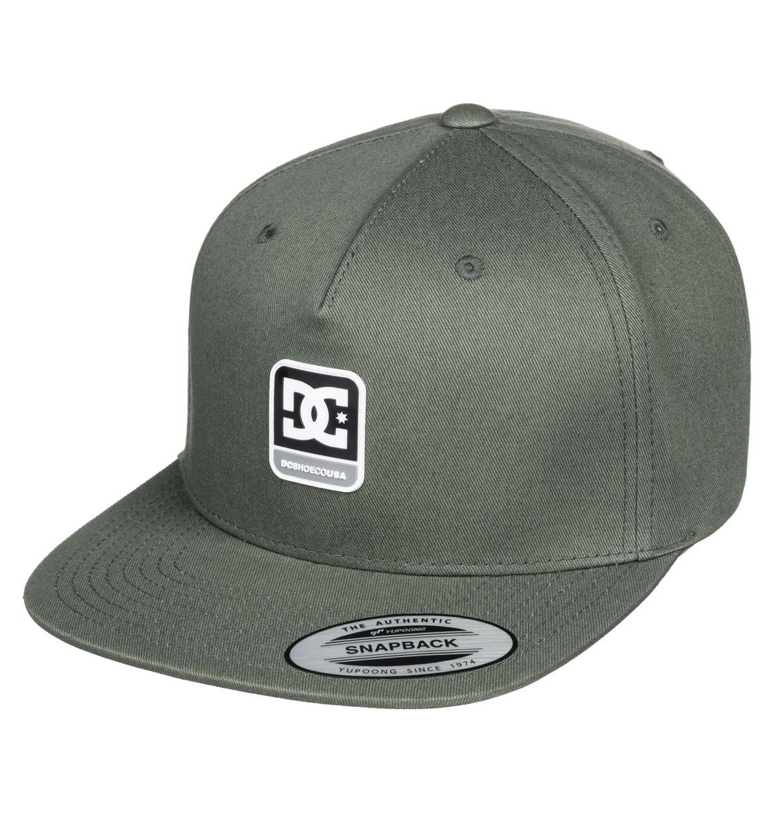 reputable site 2ddea 532c6 0 Snapdragger Snapback Hat Brown ADYHA03853 DC Shoes