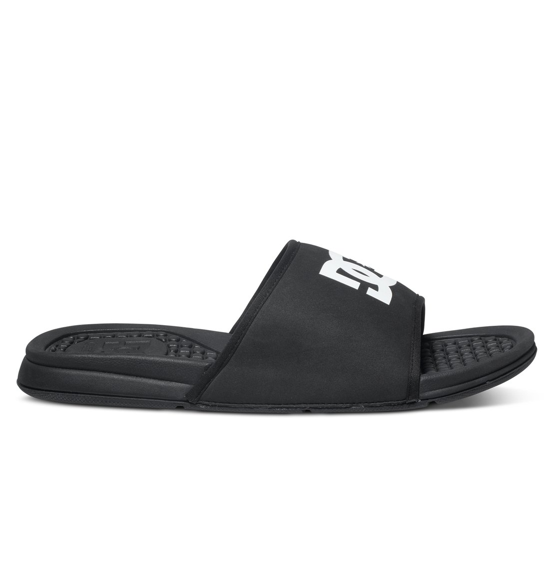 9c2424b5d409 1 Bolsa Sliders Black ADYL100026 DC Shoes