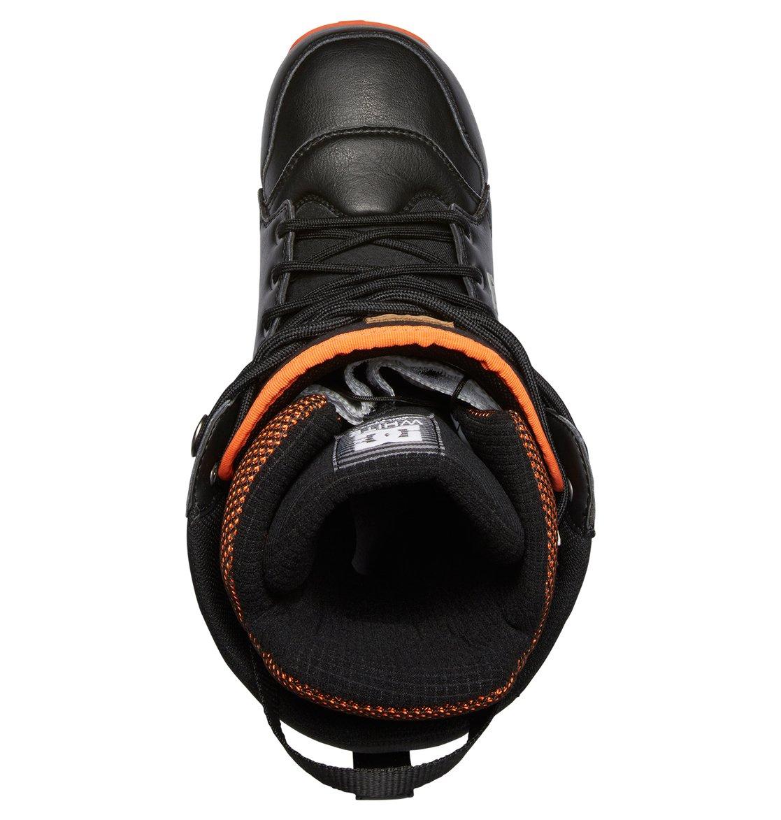 c762179bc3266 5 Mutiny - Boots de snow à lacets pour Homme Noir ADYO200037 DC Shoes