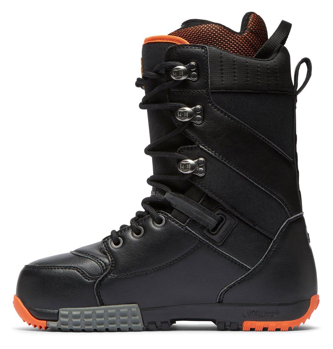 f25b7b4735a54 2 Mutiny - Boots de snow à lacets pour Homme Noir ADYO200037 DC Shoes