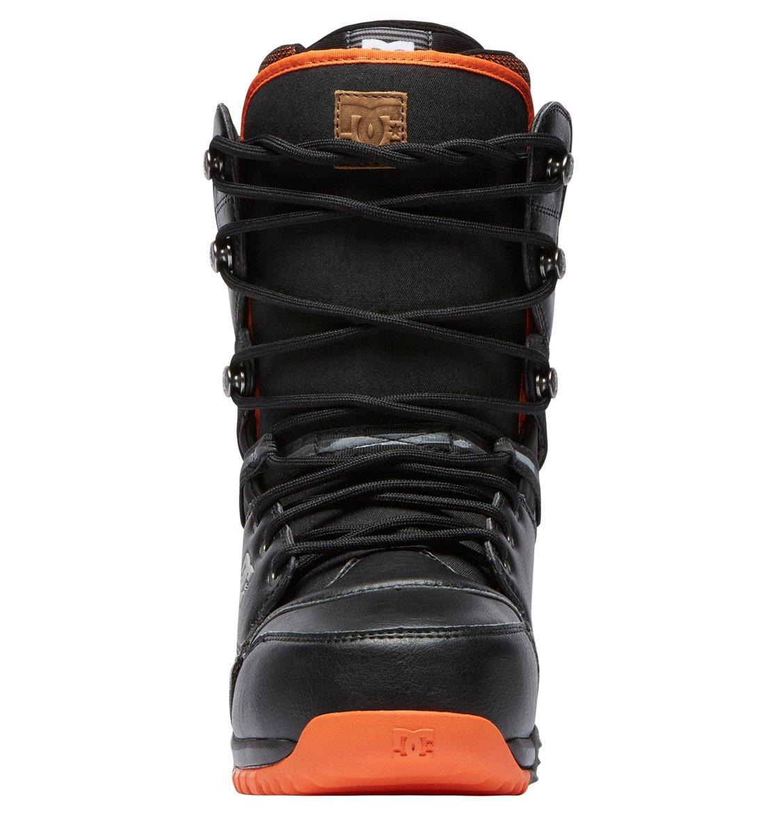 348486c49c5a8 3 Mutiny - Boots de snow à lacets pour Homme Noir ADYO200037 DC Shoes