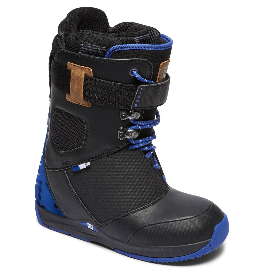 a50c1a7613ff4 1 Tucknee - Boots de snow à lacets pour Homme Noir ADYO200039 DC Shoes
