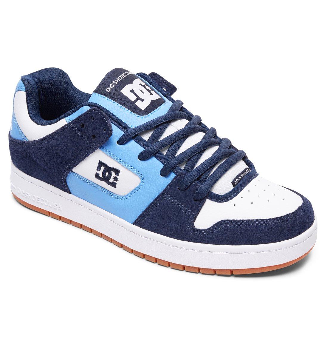 83a4175e90 1 Manteca - Shoes for Men Blue ADYS100177 DC Shoes