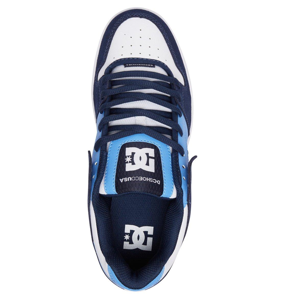 3619751103 3 Manteca - Shoes for Men Blue ADYS100177 DC Shoes