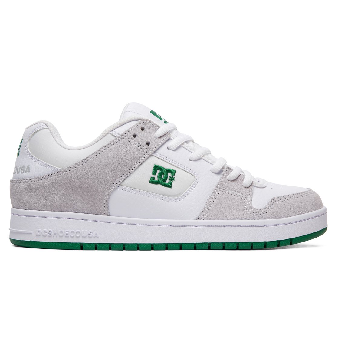 8ff2702eae 0 Manteca - Zapatos para Hombre Blanco ADYS100177 DC Shoes