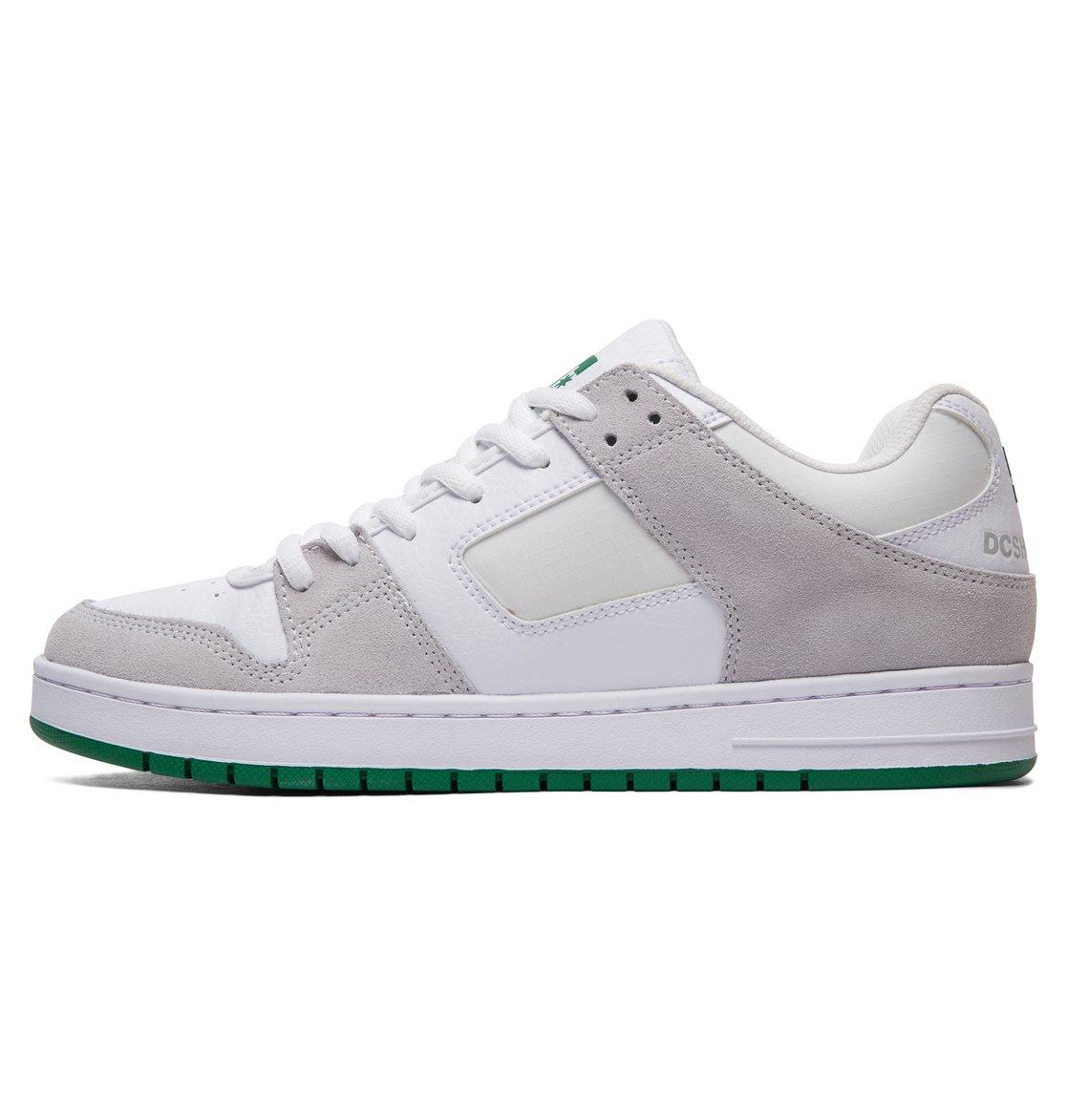 26483f5e06 2 Manteca - Zapatos para Hombre Blanco ADYS100177 DC Shoes