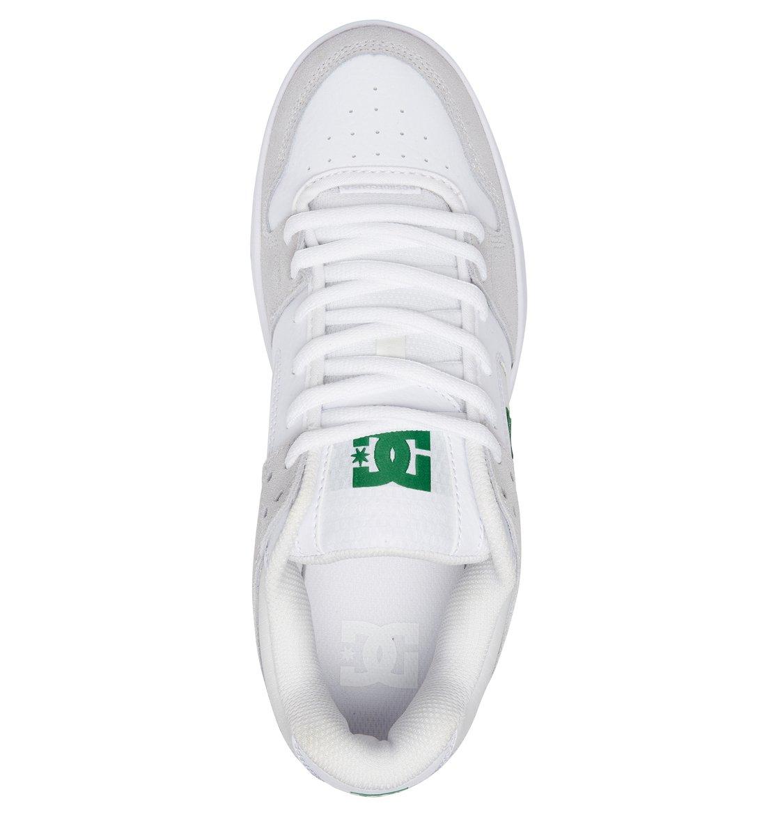 f5f48923a9 3 Manteca - Zapatos para Hombre Blanco ADYS100177 DC Shoes