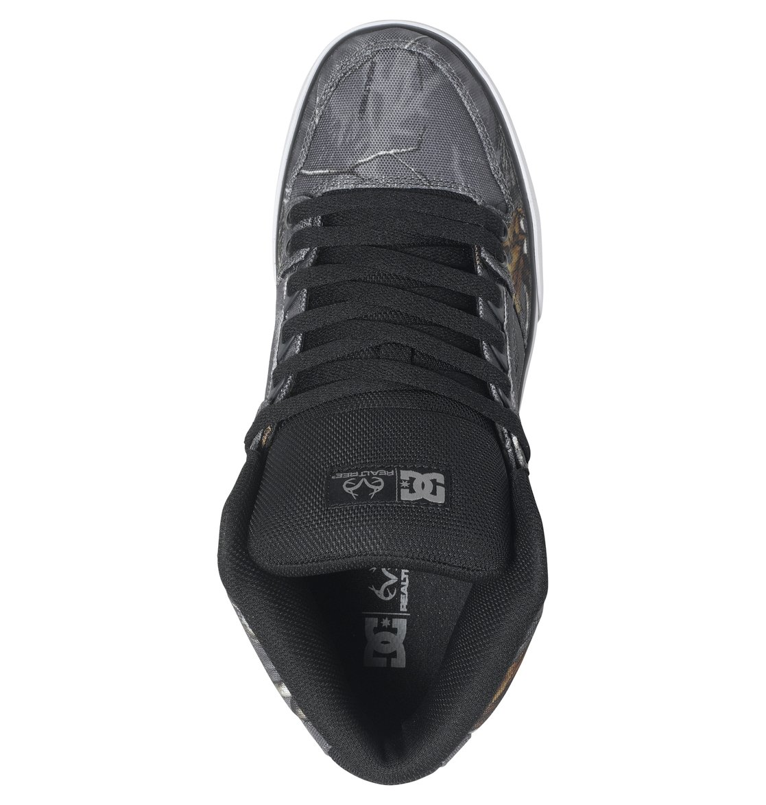 08792a5b4d55e 3 Men's Spartan WC Realtree High-Top Shoes ADYS100220 DC Shoes