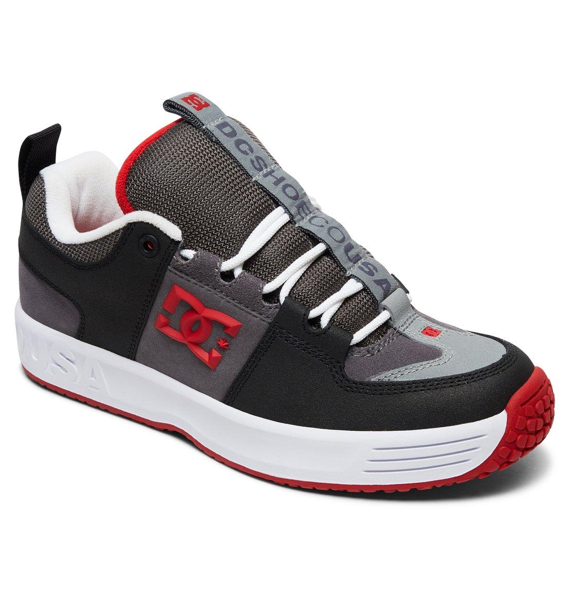 da59ab89c0 1 Lynx - Shoes for Men Gray ADYS100425 DC Shoes