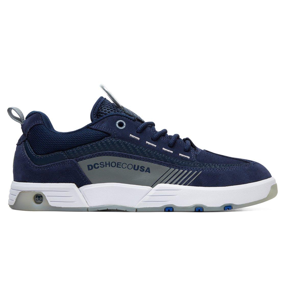 c239aea5a4da12 0 Legacy 98 Slim S Skate Shoes Blue ADYS100435 DC Shoes