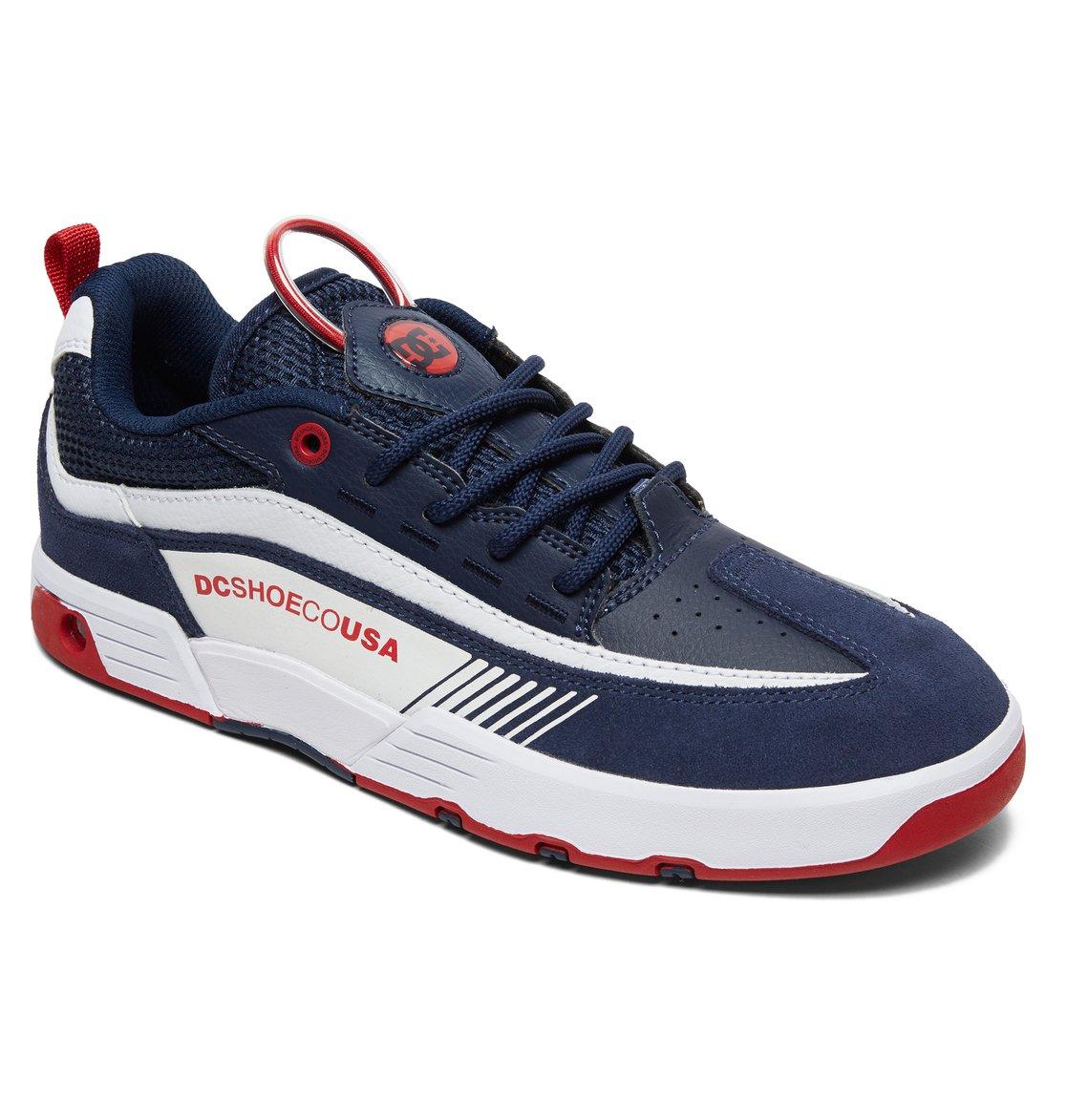 DC-Shoes-Legacy-98-Slim-Zapatos-para-Hombre-ADYS100445 miniatura 22