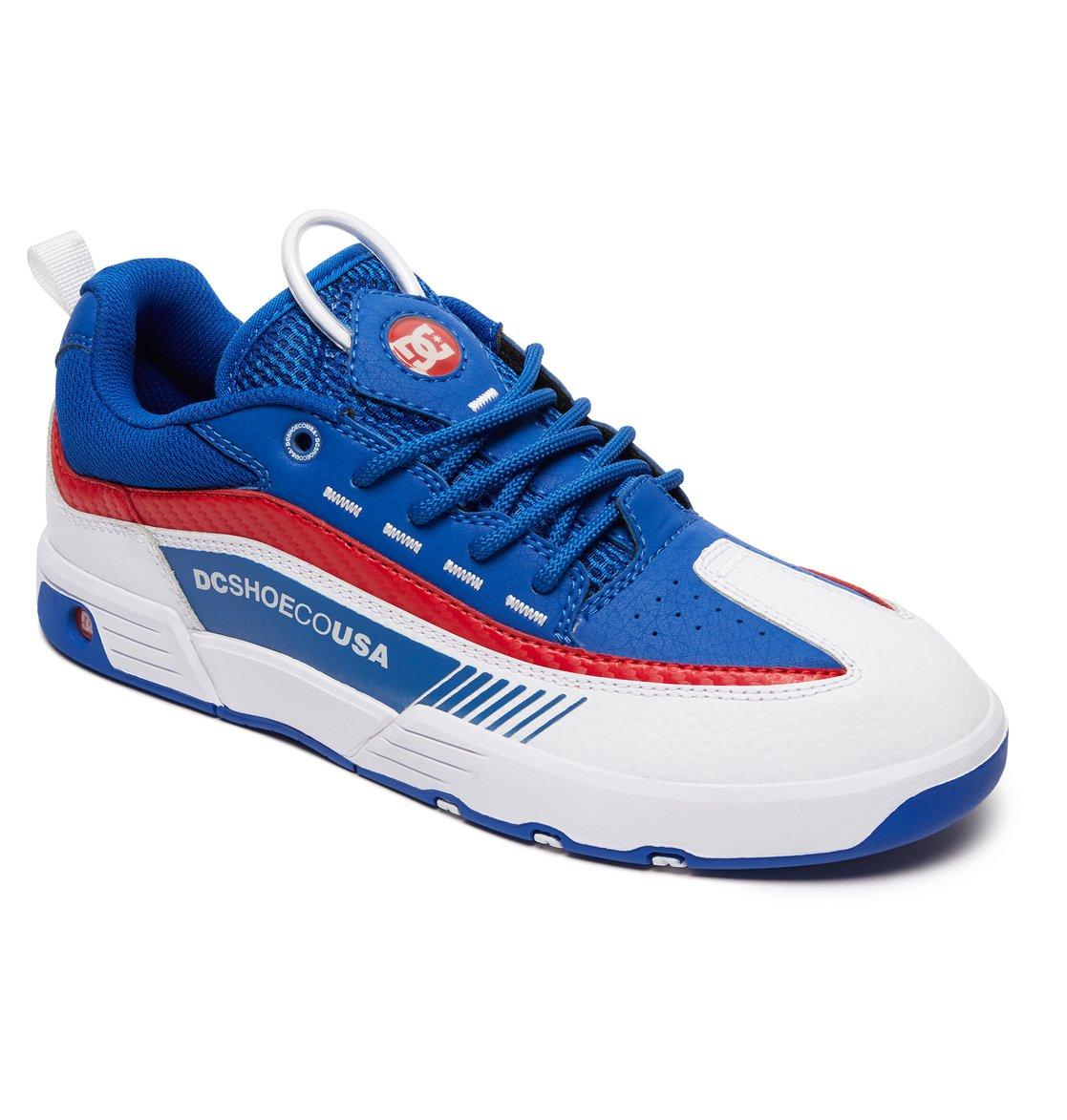 DC-Shoes-Legacy-98-Slim-Baskets-pour-Homme-ADYS100445 miniature 10
