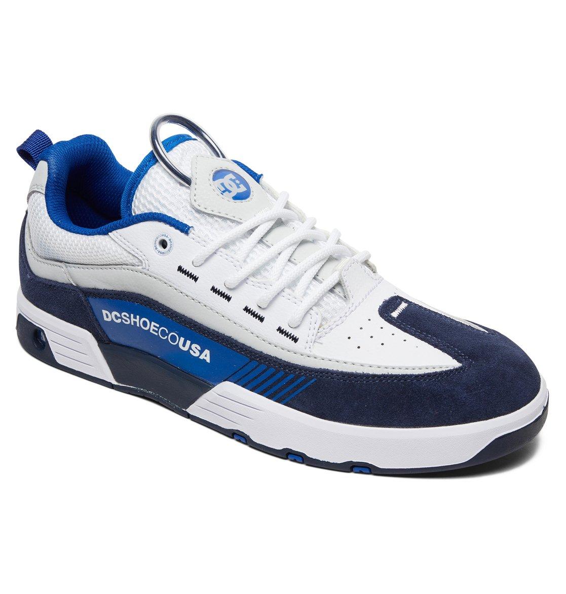 DC-Shoes-Legacy-98-Slim-Zapatos-para-Hombre-ADYS100445 miniatura 34