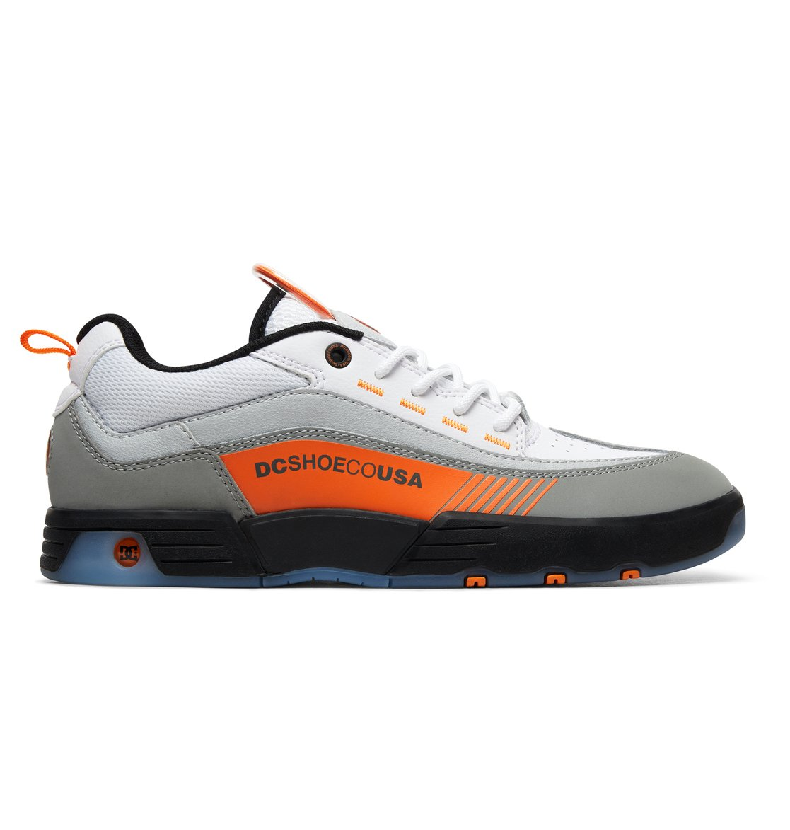 81de93b31a3c 0 Legacy 98 Slim - Leather Shoes for Men Black ADYS100445 DC Shoes