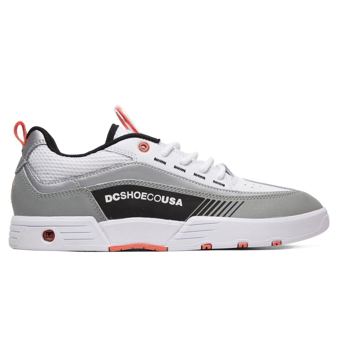 79a76d08b0ba 0 Legacy 98 Slim SE Shoes Grey ADYS100447 DC Shoes