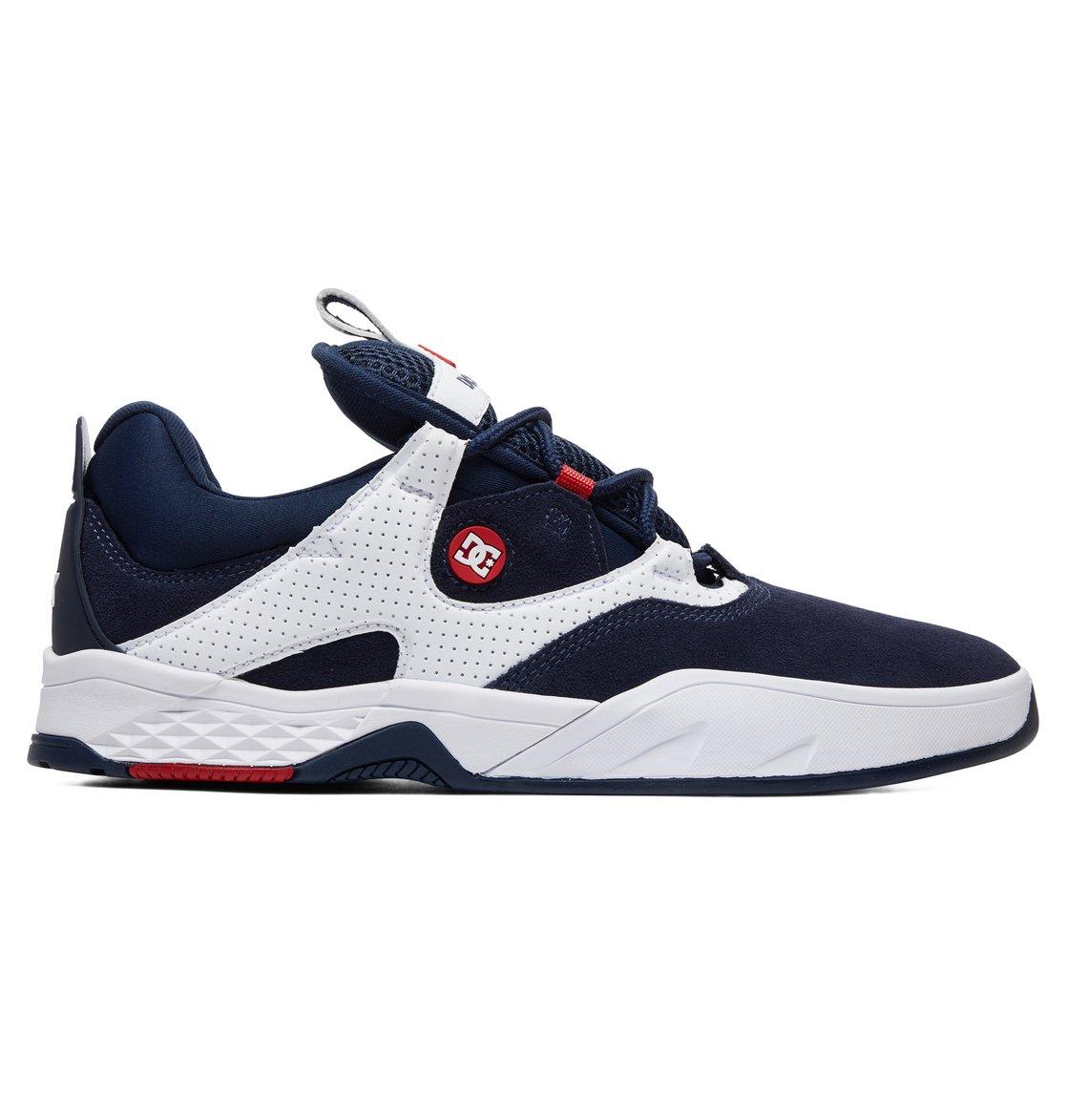 7bec24b6e0 0 Kalis S - Skate Shoes for Men Blue ADYS100470 DC Shoes