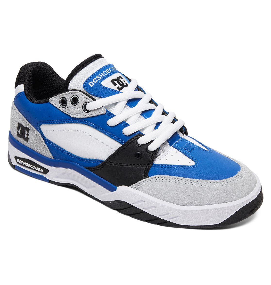 DC-Shoes-Maswell-Baskets-pour-Homme-ADYS100473 miniature 22
