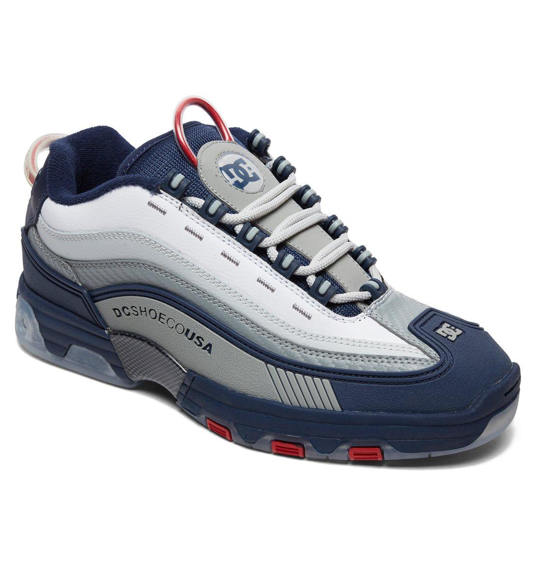 DC-Shoes-Legacy-Baskets-pour-Homme-ADYS100476 miniature 6