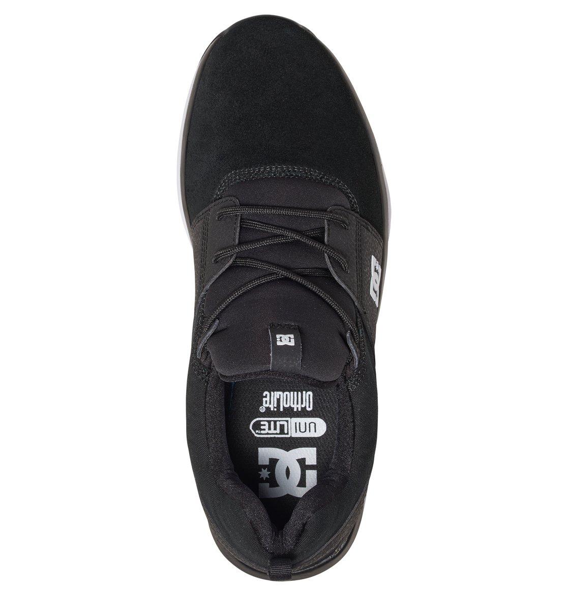 e7d4ee4c49d7a9 3 Heathrow IA - Baskets pour Homme Noir ADYS200035 DC Shoes
