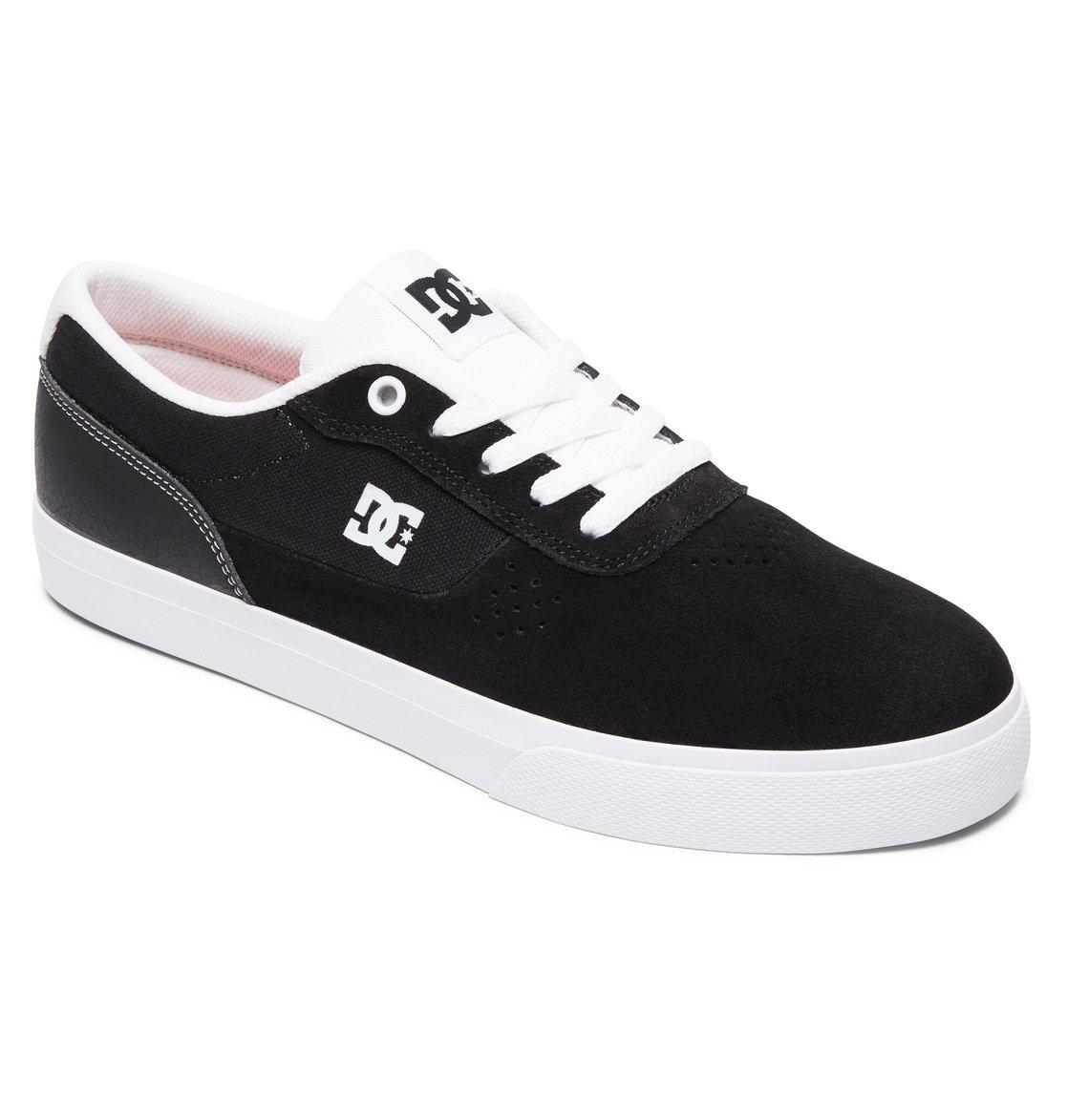 c2937c7ef85f8 1 Switch S - Chaussures de skate pour Homme Noir ADYS300104 DC Shoes